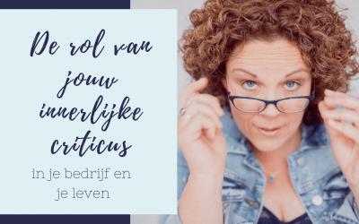 De rol van jouw innerlijke criticus